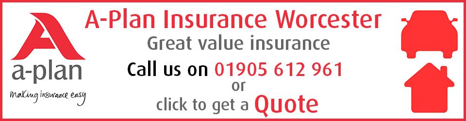 A-Plan Insurance Worcester